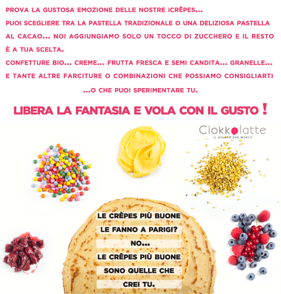 Gelato Infinito a € 5!