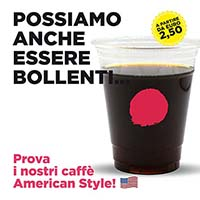 CAFFE' AMERICAN STYLE
