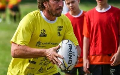 Ciokkolatte Loves Campus Rugby Mauro Bergamasco