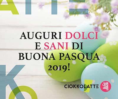 Buona e Sana Pasqua 2019